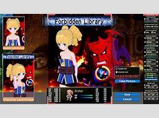 Koikatsu Maka Kingdom Archer showcase Disgaea