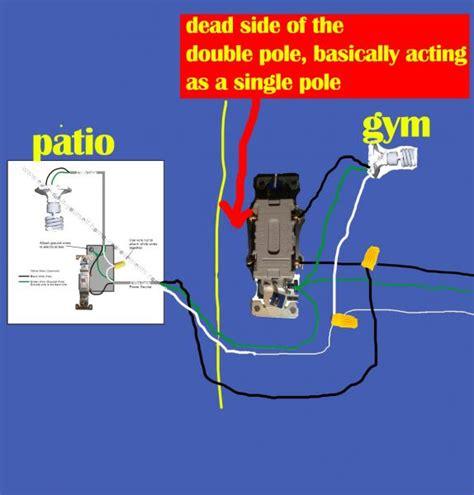 Four Way Switch Single Pole Help Doityourself