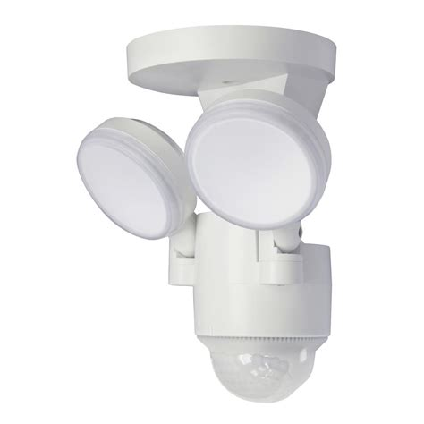 iq america 180 degree white motion activated outdoor