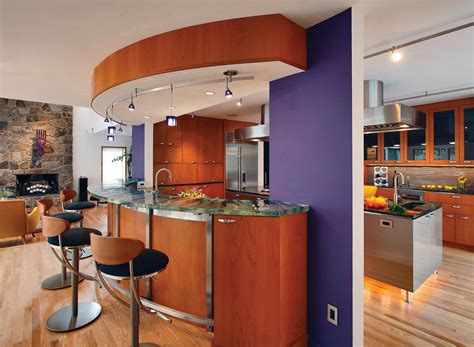 wooden furniture suspended beds open contemporary kitchen design ideas idesignarch