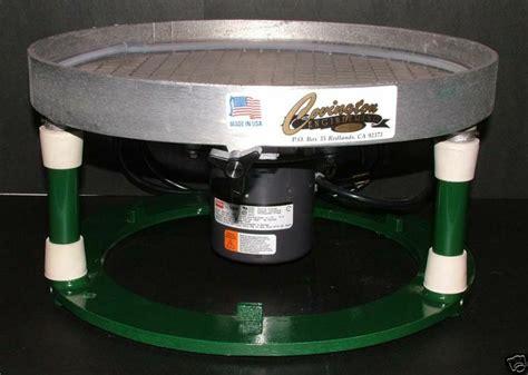 lapidary covington automatic  vibrating flat lap ebay