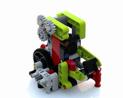 Gbc Moc Vol Rebrickable Lego Followers Technic