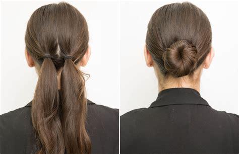 quick  easy ways    ponytail game