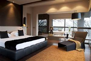 Modern Mansion Master Bedroom   Fresh Bedrooms Decor Ideas