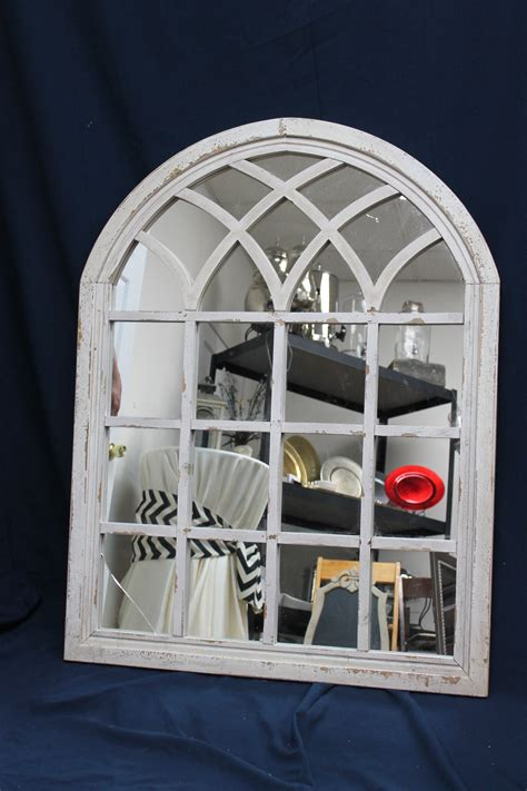window pane decor arched window pane with mirrors ms events