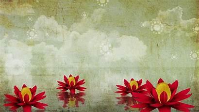 Lotus Flower Background Desktop Computer Yoga Wallpapers