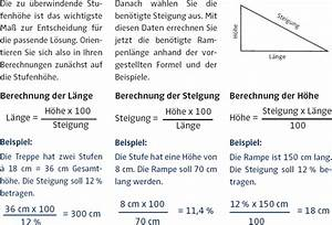 Steigung Berechnen Formel : treppen formel ihre inspiration zu hause ~ Themetempest.com Abrechnung