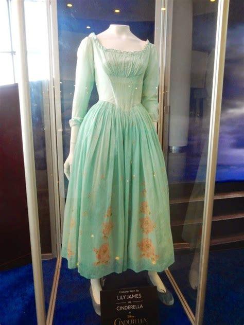 Cinderella 2015 Movie Costumes Dresses