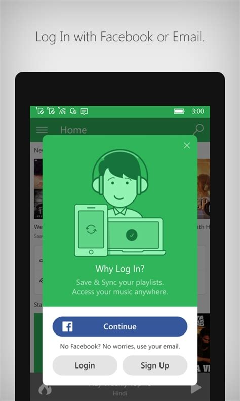 saavn app update removes ads and adds offline listening 187 on msft