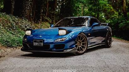 Jdm Mazda Cars Rx Fd Japanese Road