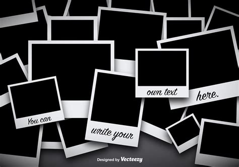 photo collage vector background   vector art