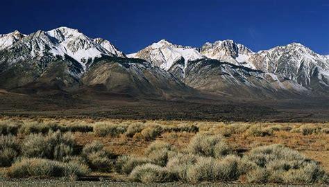 nevada mountain range in spain thousand wonders