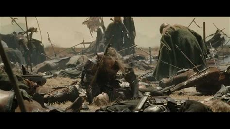lord   rings  deleted scene hd