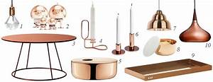 copper home accessories nordicdesign With kitchen cabinet trends 2018 combined with georg jensen candle holder
