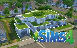 The Sims 4 House Building Modern Eco Home Youtube ~ loversiq