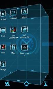 Ray Next Launcher 3D Theme Free Android Theme download ...