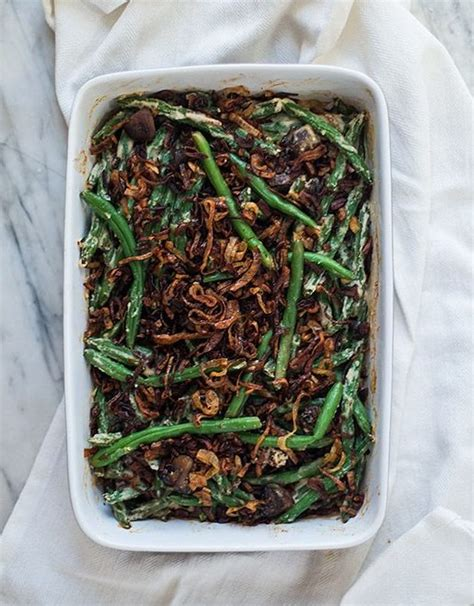 lean green bean casserole  factor