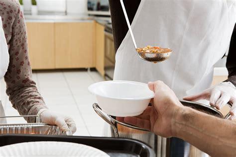 soup kitchen psychology nourishment  impoverished