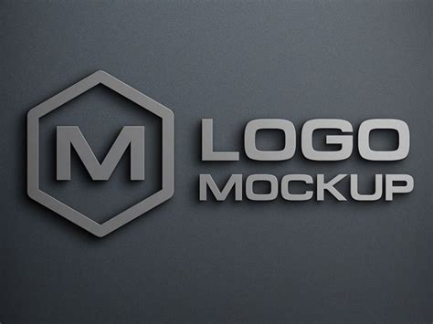 Free for commercial and personal use. 16+ Best Free Logo Mockup PSD Templates 2020 - WebThemez