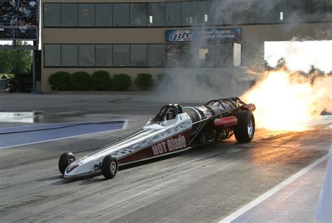 Dragsters And Jet Cars