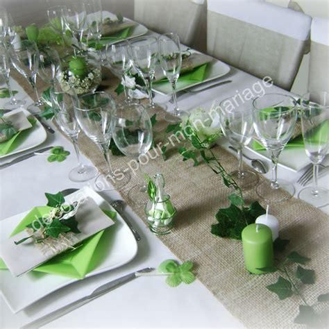 decoration mariage  fete nature theme champetre