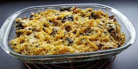 cuisine boursin pasta boursin cuisine met spekjes spinazie chignons