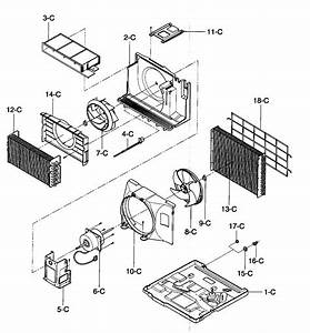 Kenmore Model 58075281700 Air Conditioner