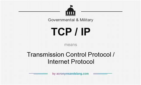 What does TCP /...