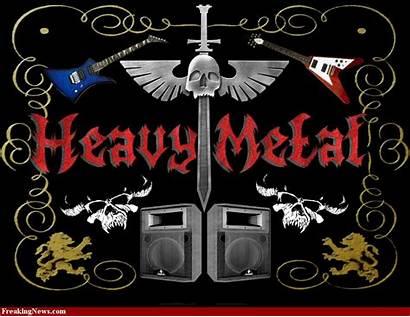 Heavy Metal Mejores Historia Canciones Rock Heavies