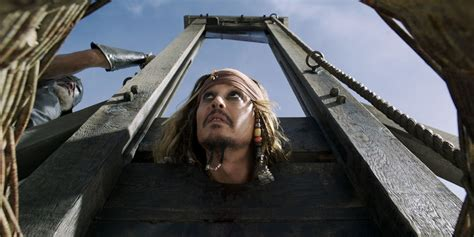 This list includes both captains and prominent crew members. Pirates 5 Guillotine Stunt Was Practical | Screen Rant