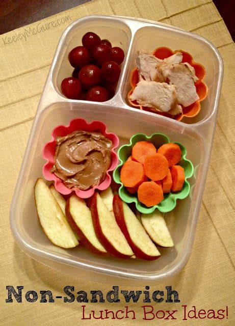 easy cing lunch ideas 17 best ideas about non sandwich lunches on pinterest cold school lunches boys lunch boxes