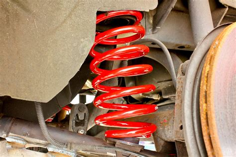 bmr suspension rear lowering coil springs