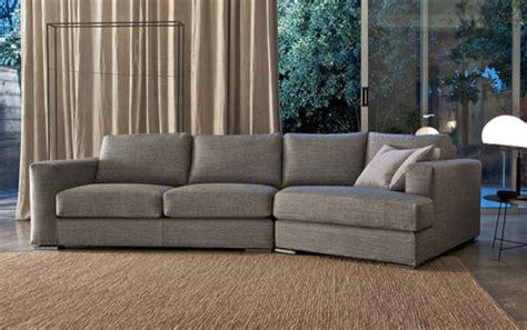 canapé tissu bleu du gris pour les canapés