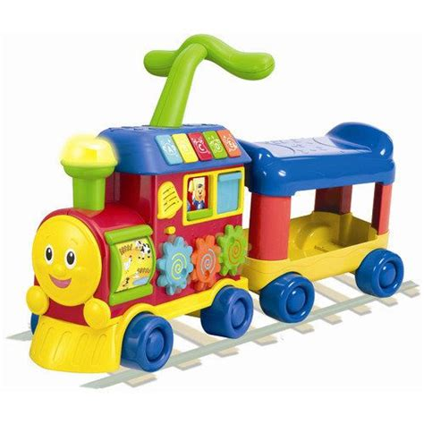 train ride toys toy toddler baby walmart walker learning stand push piano sit alphabet thomas activities winfun keys learn riding