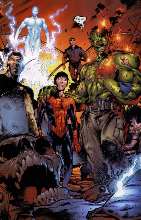 The 15 Best Marvel Ultimate Moments  Comics Lists