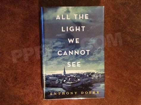 First Edition Points Identify All The Light Cannot