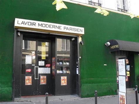 lavoir moderne parisien