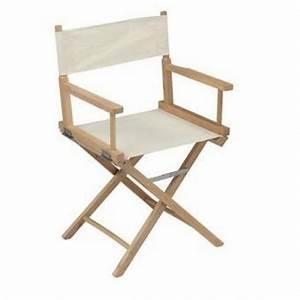 Chaise Metteur En Scène Bébé : chaise metteur en sc ne adonis crue sabannes r ception ~ Melissatoandfro.com Idées de Décoration