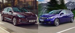 Nouvelle Ford Focus 2019 : premier match nouvelle ford focus vs peugeot 308 ~ Melissatoandfro.com Idées de Décoration