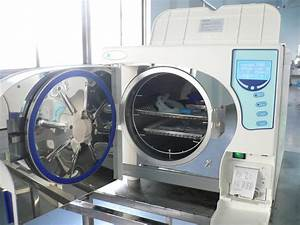 Autoclave Classe 3 : 3 times pre vacuum steam sterilizer tabletop medical ~ Premium-room.com Idées de Décoration