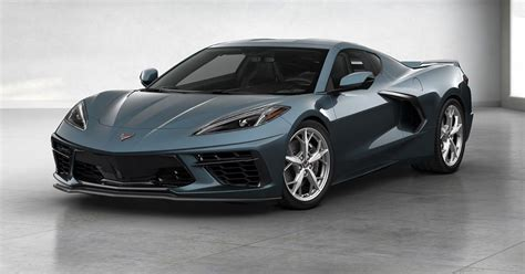 How does it stack up? 2020 Chevy Corvette Stingray gets pricey quickly with options - Roadshow