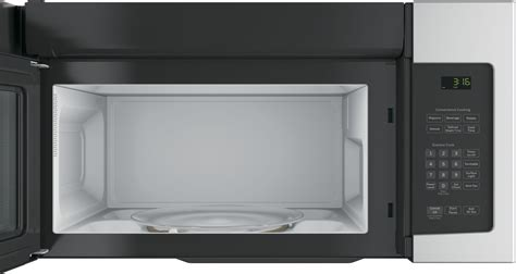 jvmrjss ge    range microwave  watt stainless steel