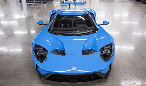 owns    ford gt