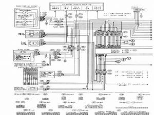 Subaru Charging System Wiring Diagram