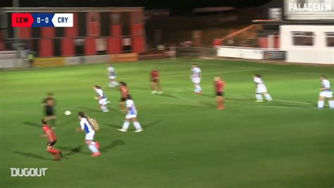Crystal Palace score dramatic late winner in cup vs Lewes ...