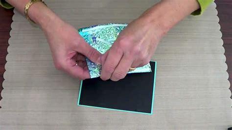 Elizabeth Craft Designs - 5 Minute Card Shimmer Sheetz ...