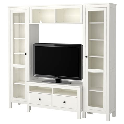 Ikea Tv Storage Combination by Playroom Hemnes Tv Storage Combination White Ikea