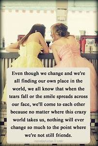 Check out Forever Friends from Best Friend Quotes and ...