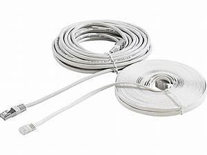 Welches Lan Kabel Ist Das Beste : fibrionic network solutions netzwerk kabel cat5e flach wei 20m ~ Eleganceandgraceweddings.com Haus und Dekorationen