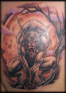 Horror Tattoos meaning | tattoosphoto